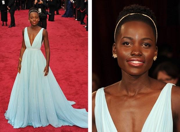Lupita Nyong'o Oscar 2015