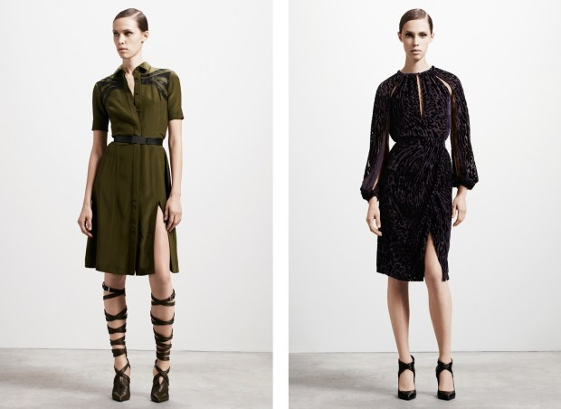 Pre-Fall Collection 2016 by Joseph Altuzarra