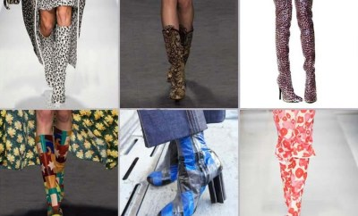 Trendy boots for women Spring 2015