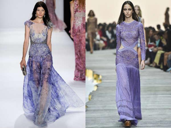 Floor length lace eveningdresses 2016