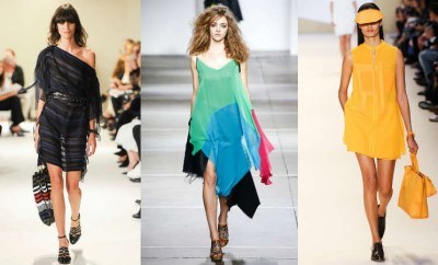 Spring-Summer 2015 Tunics Trends