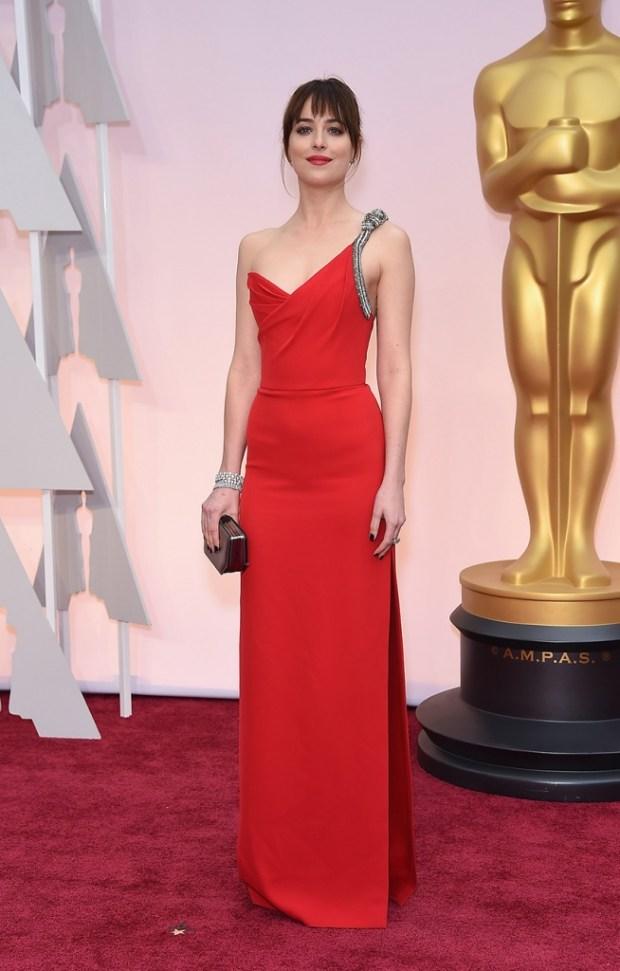 Dakota Johnson Oscar 2016
