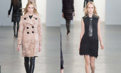 Calvin Klein Fall-Winter 2015-2016 Collection NYFW