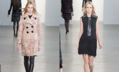 Calvin Klein Fall-Winter 2015-2016 Collection NYFW