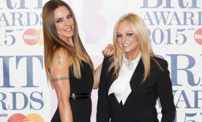 Celebrities at BRIT Awards 2015