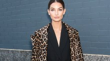 Celebrity Fashion Leopard Print