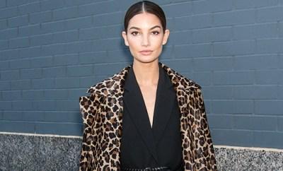 Celebrity Fashion Leopard Print