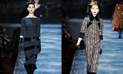 Marc Jacobs Fall-Winter 2015-2016 Collection NYFW