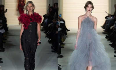 Marchesa Fall-Winter 2015-2016 Collection NYFW