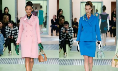Prada Fall-Winter 2015-2016 Collection MFW