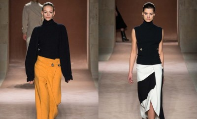 Victoria Beckham Fall-Winter 2015-2016 Collection