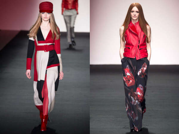 Daks at London Fashion Week