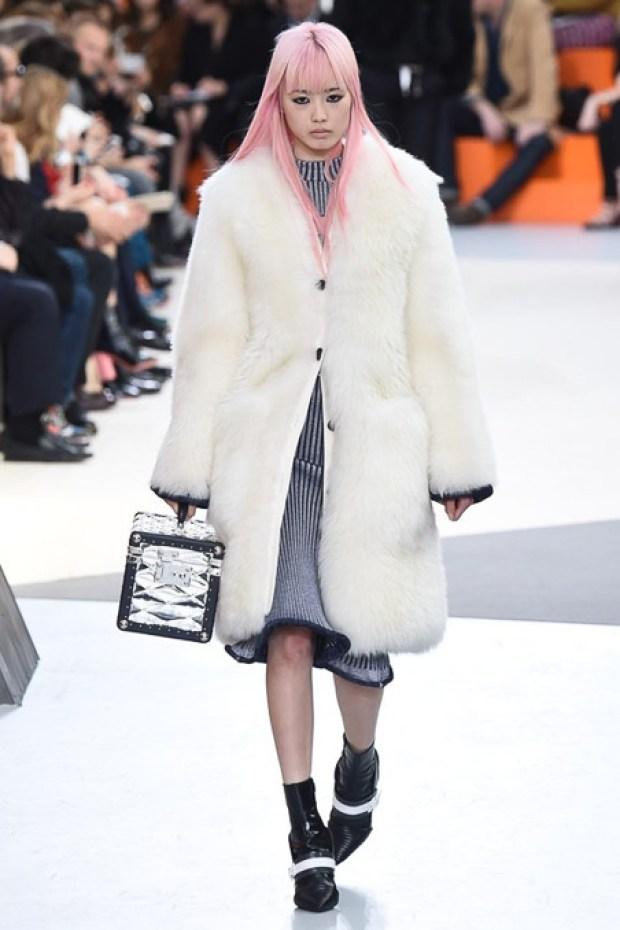 3 Louis Vuitton Fall Winter 2016 2017 Collection