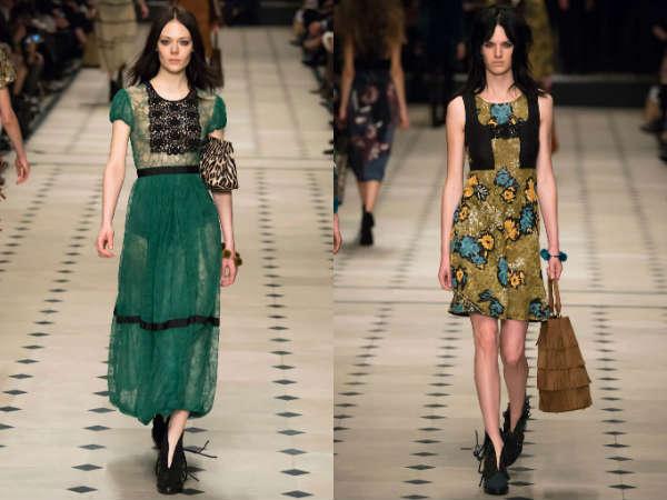 Burberry Prorsum London Fashion Week Fall 2016