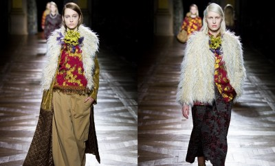 Dries Van Noten Fall-Winter 2015-2016 Collection PFW