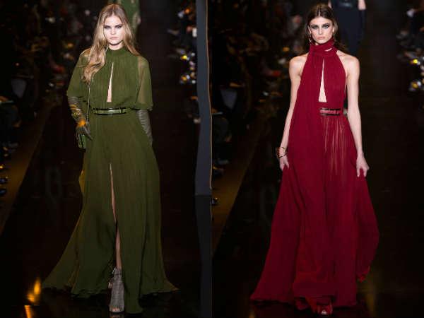 Elie Saab at Paris Fashion Week
