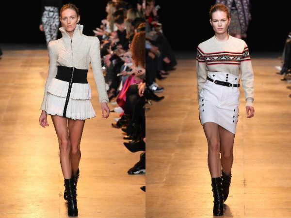 Short skirt for women