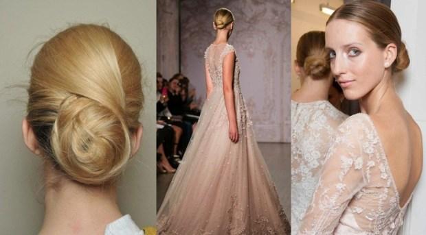 Wedding 2016 hair bun styles