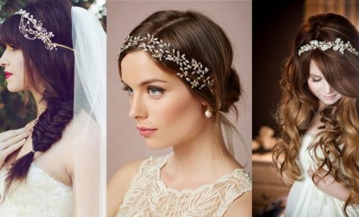 Wedding hairstyle 2015