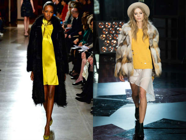 yellow color trends
