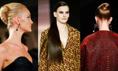 Hairstyle Trends Fall-Winter 2015-2016