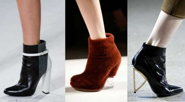 Ankle boots for women 2016 2017