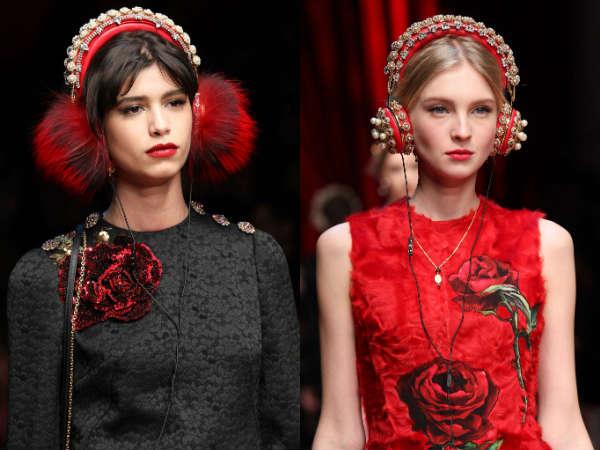 Fashion headsets