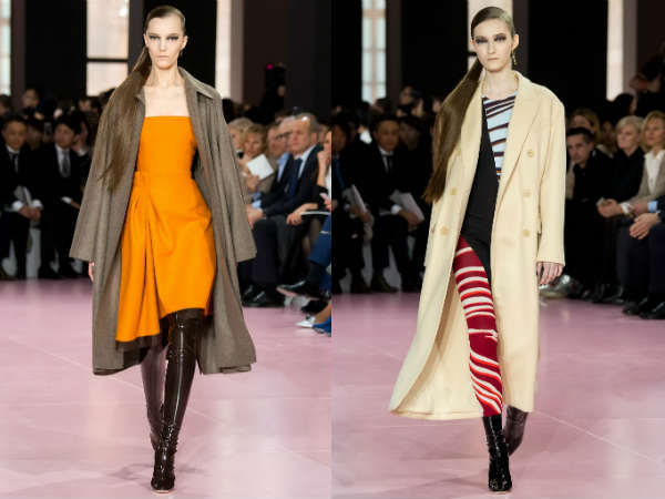 Trench coats for women Fall-Winter 2016 2017 colors