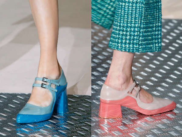 Womens shoes Fall-Winter 2016 2017 braids and straps