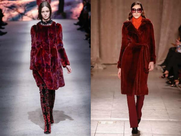 Fur coats Fall-Winter 2016 2017