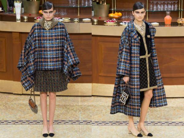 Trench coats for women Fall-Winter 2016 2017 fabric