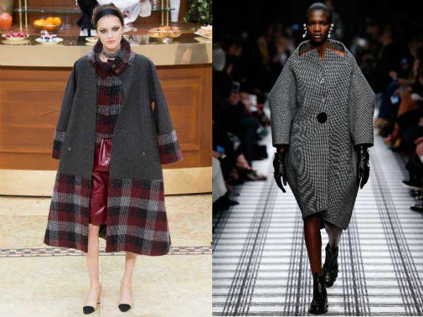 Oversize coats fall winter 2016 2017