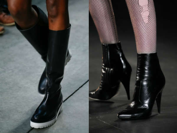 Fall 2016 boots