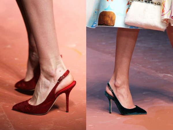 thin stable heel