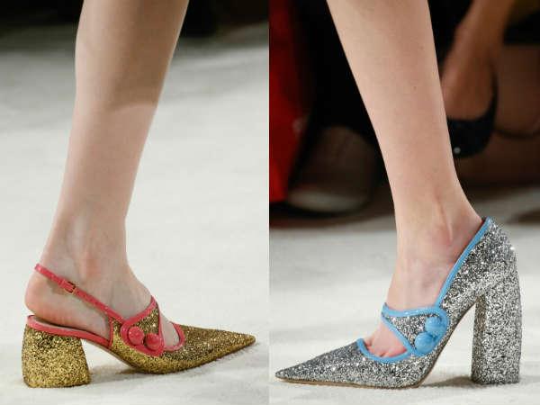 Women shoes Fall-Winter 2016 2017 colors