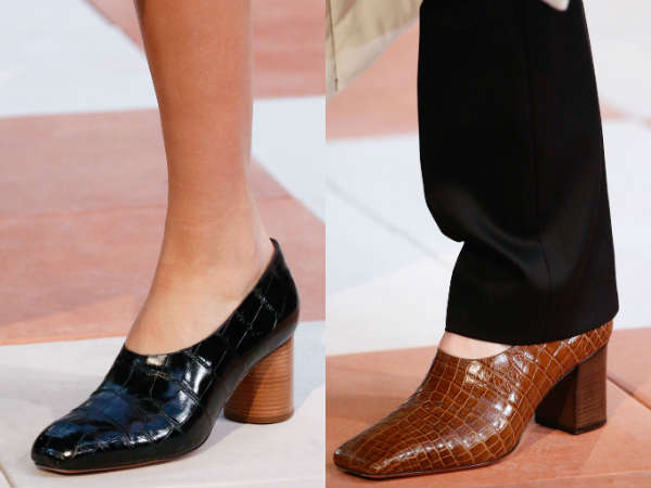 Leather women shoes Fall-Winter 2016 2017