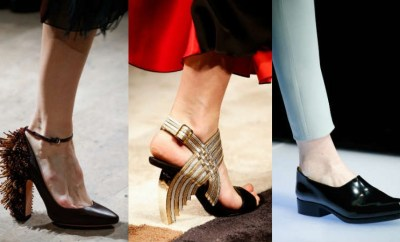 Women's Shoes Fall-Winter 2015-2016