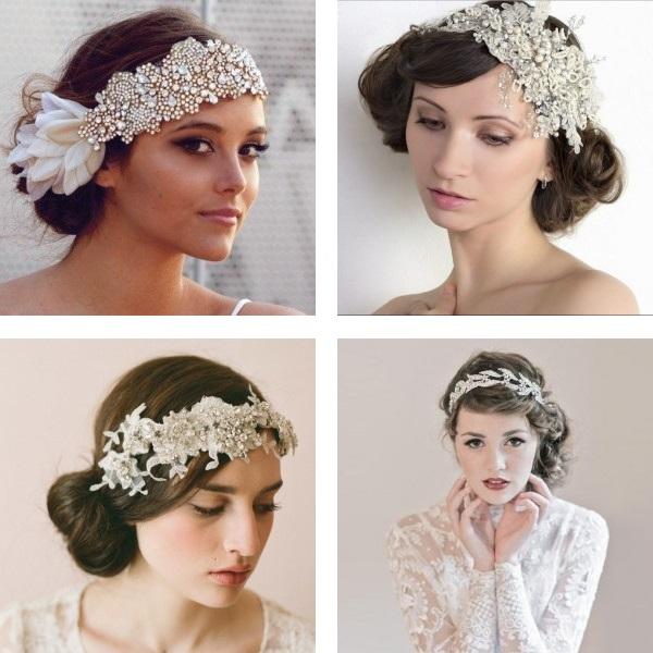 Wedding hairstyles 2017 with tiara