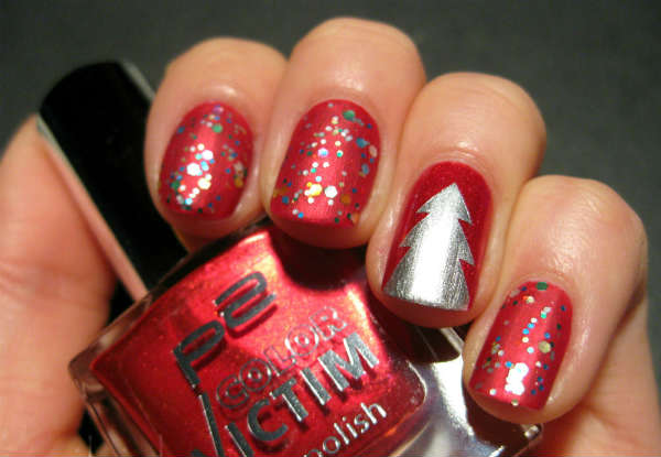 red festive