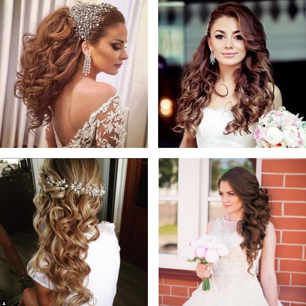 Wedding hairstyles 2017 medium hair