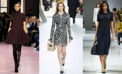 Casual Dresses fall winter 2015-2016