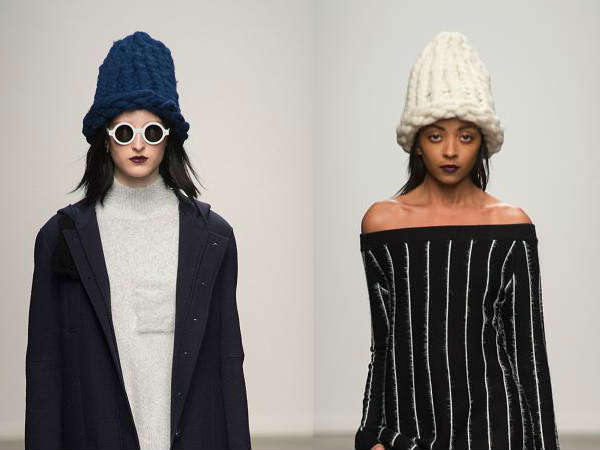 Fashion knitted hats