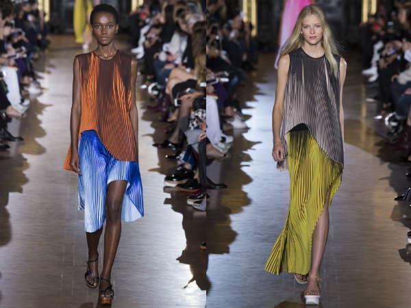 Maxi skirts Spring 2017