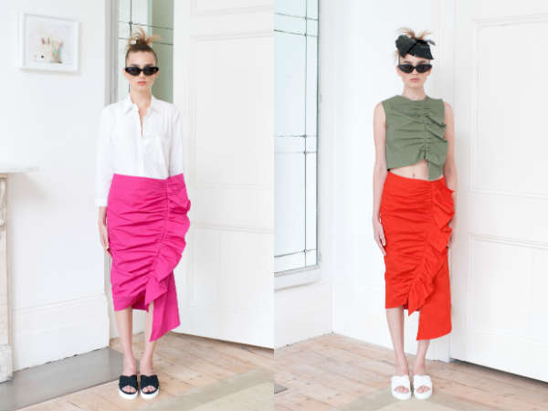 What skirt color to wear in 2017