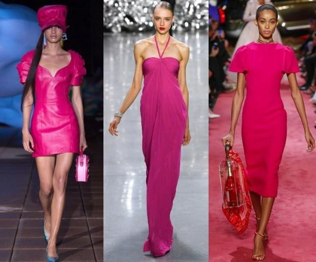 Fashion pink shades 2020