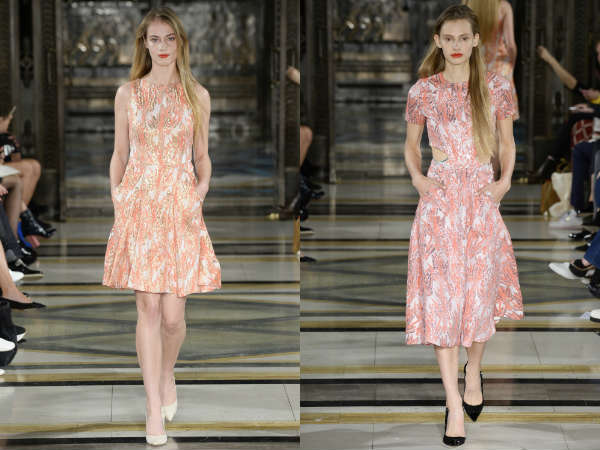 Felder Felder at London Fashion Week