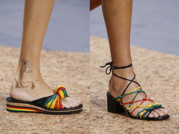 Summer 2017 womens sandals
