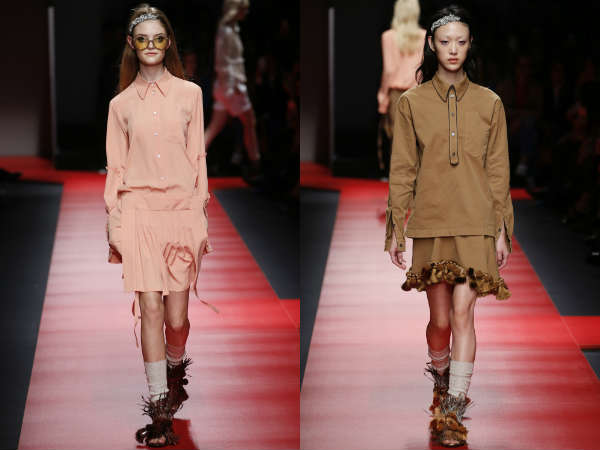 No.21 at Milan Fashion Week