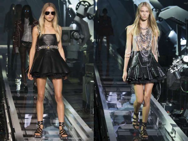 Philipp Plein Collection at Milan Fashion Week