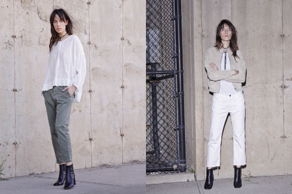 What jeans are in style in summer 2017